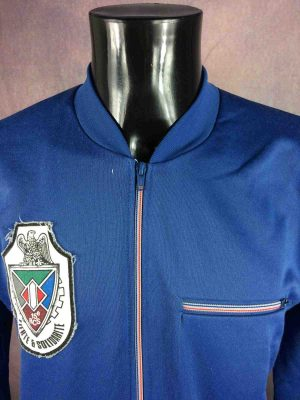 GILLES Jacket 15 RCS Vintage 1990 Army Patch Gabba Vintage 4 scaled - GILLES Veste15 RCS Vintage 1990 Army Patch