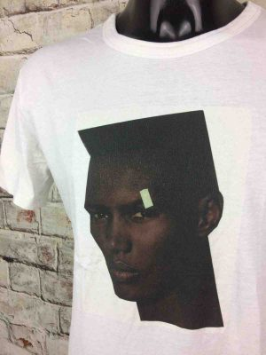 T-Shirt GRACE JONES, Transfer sur t-shirt, marque Stedman,  Concert Iconic Design Legends Disco Dance Soul