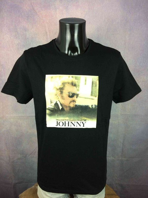 HALLYDAY T Shirt Quelque Chose De Johnny Gabba Vintage 1 scaled - HALLYDAY T-Shirt Quelque Chose De Johnny