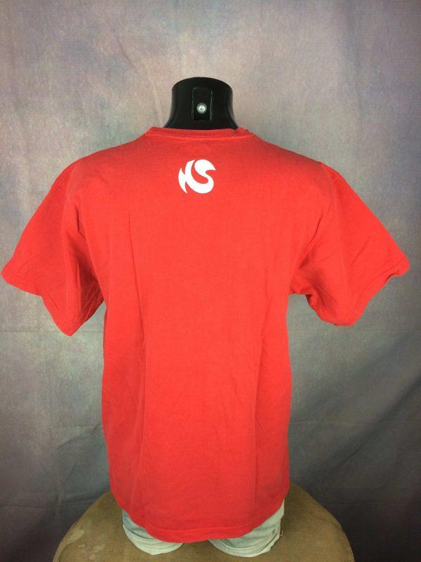 HARDCORE SESSION T Shirt Dubplates VTG 00s Gabba Vintage 3 scaled - HARDCORE SESSION T-Shirt Dubplates VTG 00s