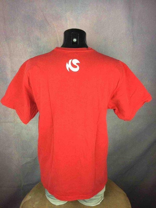 HARDCORE SESSION T Shirt Dubplates VTG 00s Gabba Vintage 3 scaled - HARDCORE SESSION Paris T-Shirt Dubplates 00s