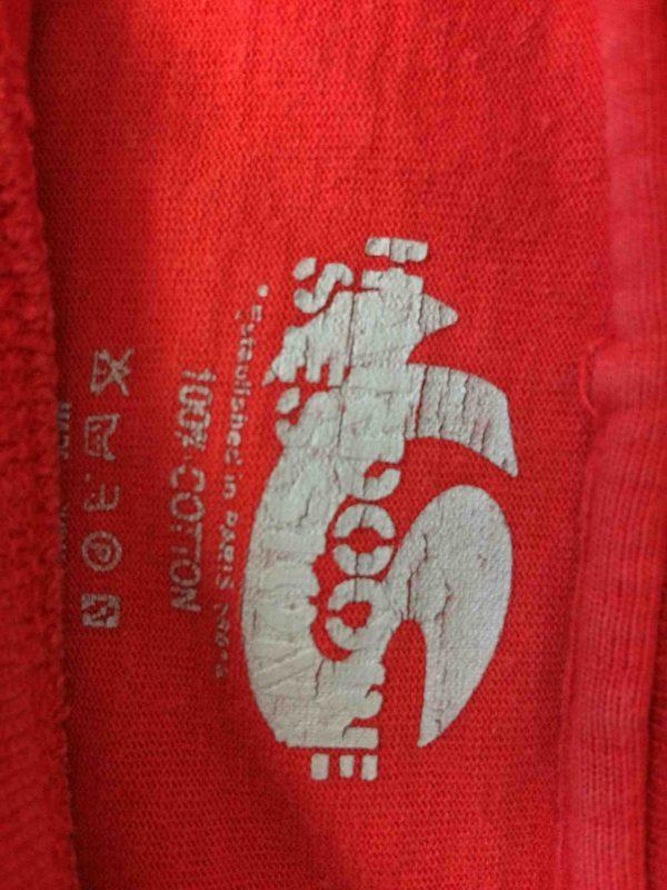 HARDCORE SESSION T Shirt Dubplates VTG 00s Gabba Vintage 4 scaled - HARDCORE SESSION Paris T-Shirt Dubplates 00s
