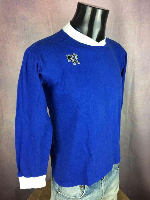 HEURTEFEU KOPA Jersey VTG 80s Made in France Gabba Vintage 3 resultat resultat - KOPA HEURTEFEU Maillot Vintage 80s France