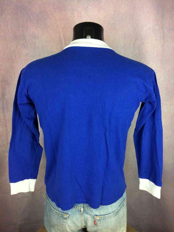 HEURTEFEU KOPA Jersey VTG 80s Made in France Gabba Vintage 4 scaled - HEURTEFEU KOPA Jersey VTG 80s Made in France