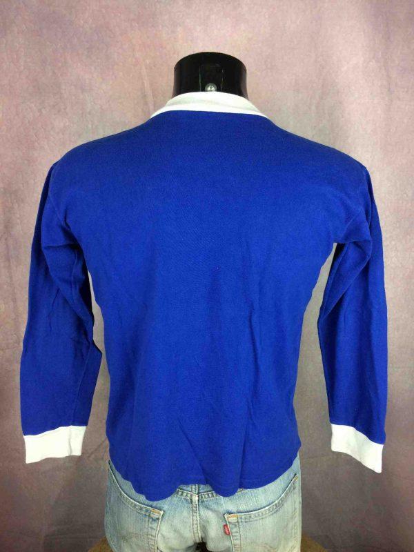 HEURTEFEU KOPA Jersey VTG 80s Made in France Gabba Vintage 4 scaled - KOPA HEURTEFEU Maillot Vintage 80s France
