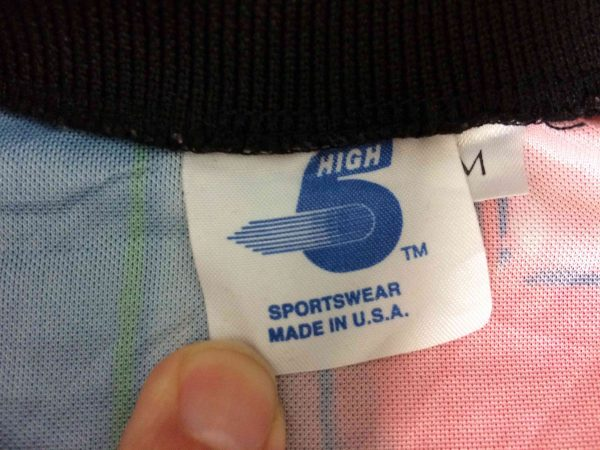 HIGH 5 Jersey Goalkeeper Made in USA 90s Gabba Vintage 6 scaled - HIGH 5 Jersey Goalkeeper Made in USA 90s