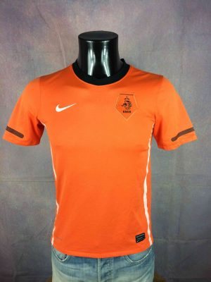 HOLLAND Jersey Home 2010 2012 Nike World Cup - Gabba Vintage