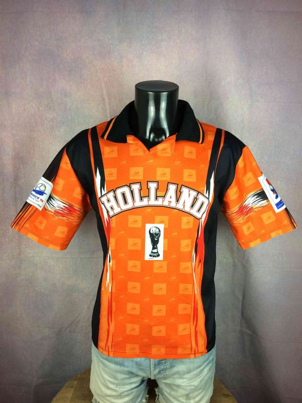 HOLLAND Jersey World Cup 98 Vintage Official Gabba Vintage 2 scaled - HOLLAND Jersey World Cup 98 Vintage Official