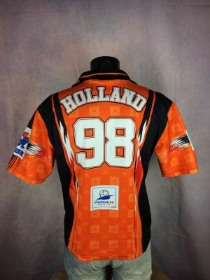 HOLLAND Jersey World Cup 98 Vintage Official - Gabba Vintage