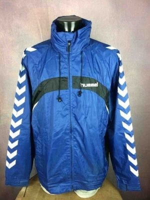 HUMMEL Jacket Windbreaker Waterproof 00s - Gabba Vintage