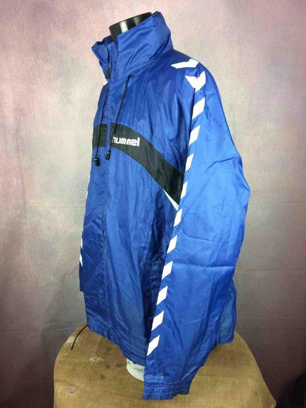HUMMEL Jacket Windbreaker Waterproof 00s Gabba Vintage 5 scaled - HUMMEL Jacket Windbreaker Waterproof 00s