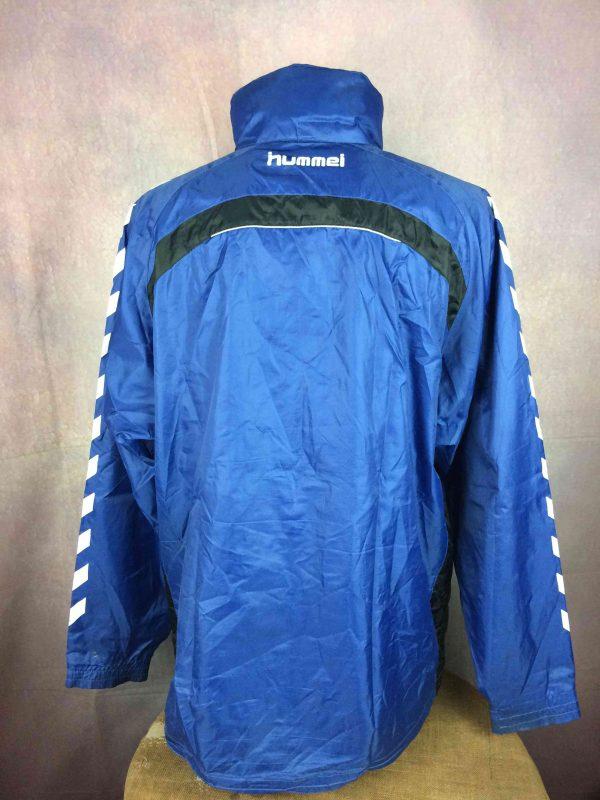 HUMMEL Jacket Windbreaker Waterproof 00s Gabba Vintage 6 scaled - HUMMEL Jacket Windbreaker Waterproof 00s