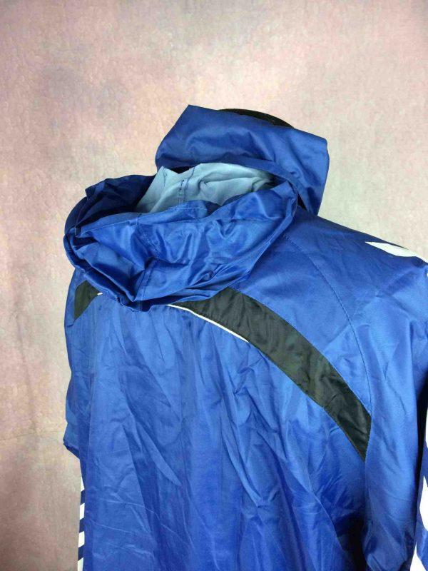 HUMMEL Jacket Windbreaker Waterproof 00s Gabba Vintage 7 scaled - HUMMEL Jacket Windbreaker Waterproof 00s