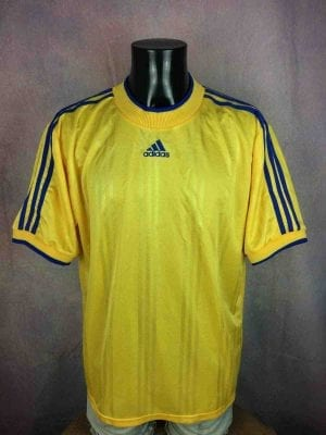 ADIDAS Jersey Vintage 2000 Made in England - Gabba Vintage