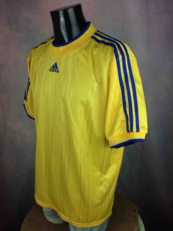 IMG 3917 compressed scaled - ADIDAS Maillot Vintage 2000 Made in England