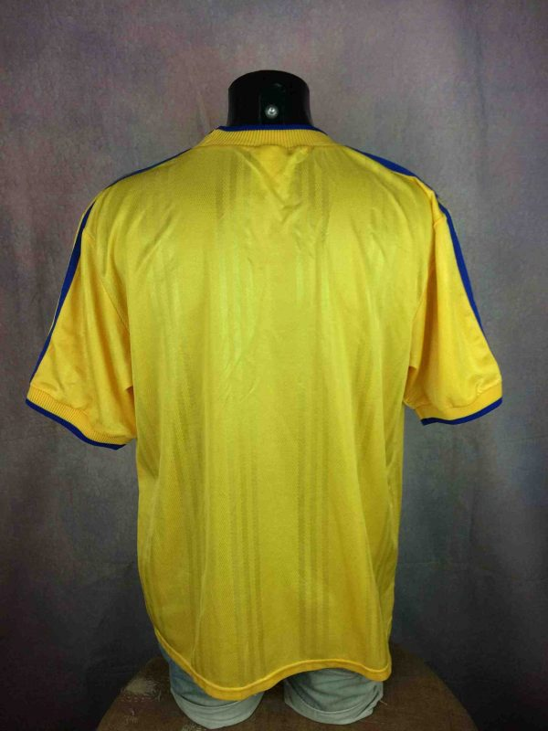 IMG 3918 compressed scaled - ADIDAS Maillot Vintage 2000 Made in England