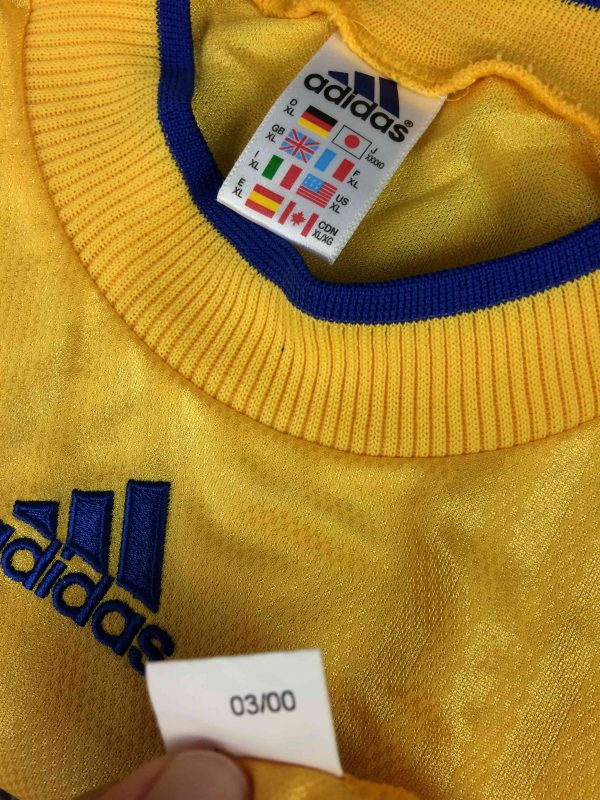 IMG 3919 compressed scaled - ADIDAS Jersey Vintage 2000 Made in England