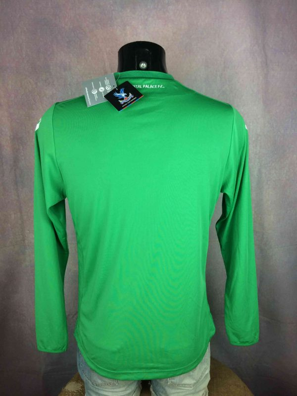 IMG 3923 compressed scaled - CRYSTAL PALACE Jersey Nordoff Robbins Macron