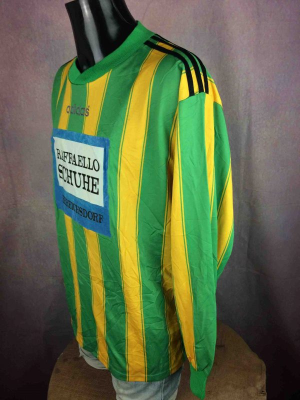 IMG 4305 compressed scaled - ADIDAS Maillot Vintage 90s England Football
