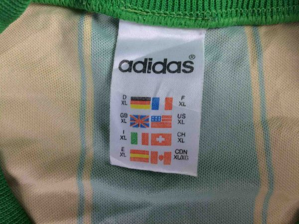IMG 4307 compressed scaled - ADIDAS Maillot Vintage 90s England Football