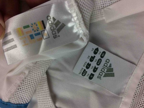 IMG 4876 compressed scaled - MARSEILLE Maillot 2004 2005 Home Adidas OM