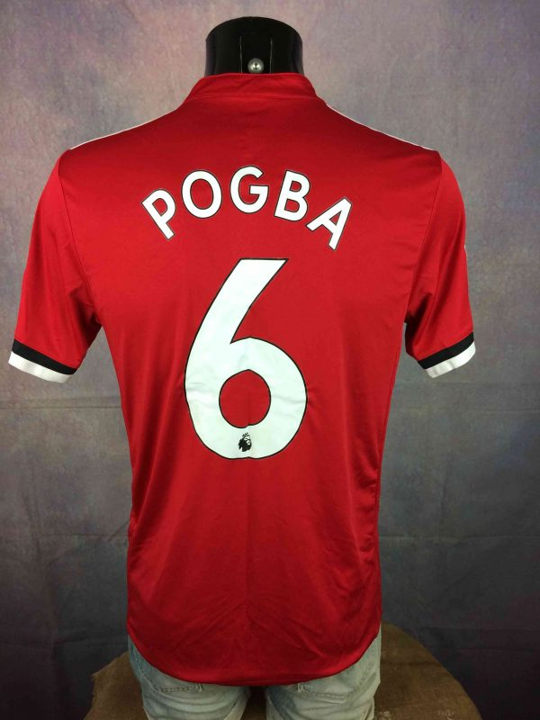IMG 5293 compressed scaled - MANCHESTER UNITED Jersey Pogba 2017 Adidas