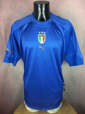 ITALIA Jersey 2004 2006 Home Puma Vintage - Gabba Vintage
