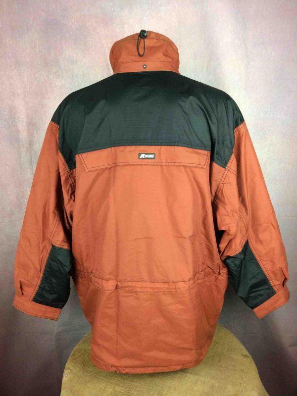 K WAY 2000 Jacket Veste Active Outdoor 00s Gabba Vintage 4 scaled - K-WAY 2000 Veste Active Outdoor Vintage 00s