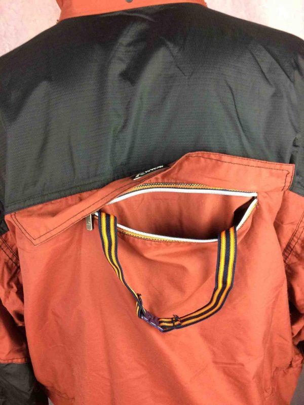 K WAY 2000 Jacket Veste Active Outdoor 00s Gabba Vintage 5 scaled - K-WAY 2000 Veste Active Outdoor Vintage 00s