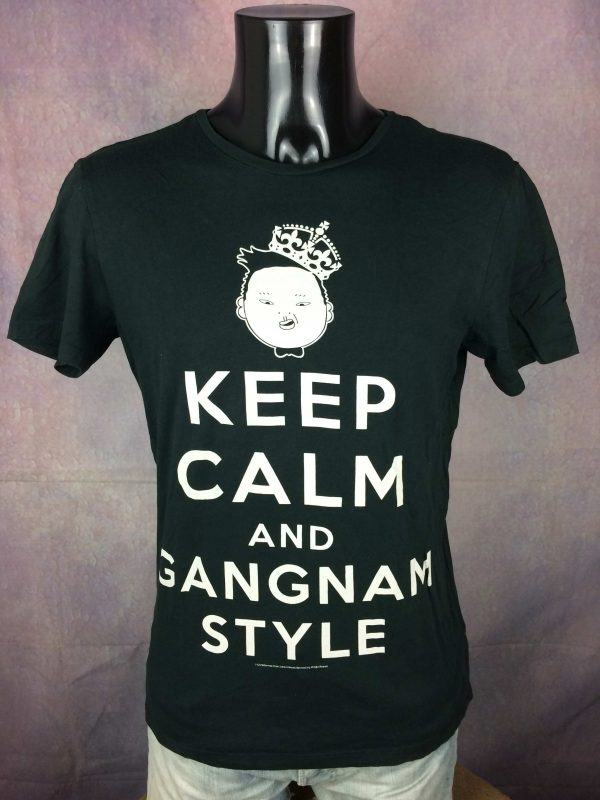 KEEP CALM AND GANGNAM STYLE T Shirt Psy Gabba Vintage 2 scaled - KEEP CALM AND GANGNAM STYLE T-Shirt Psy