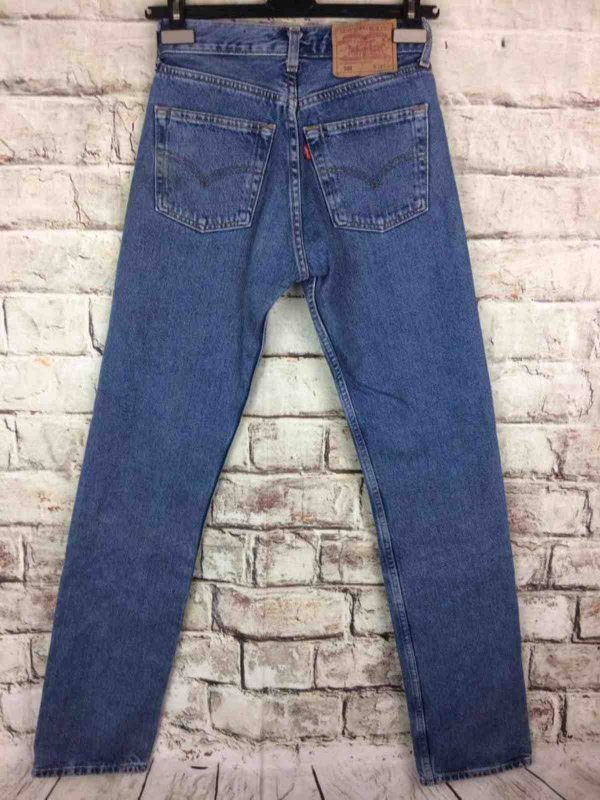 LEVI STRAUSS 501 Vintage W26 L36 Light Blue 8 Gabba Vintage 5 rotated - LEVI STRAUSS 501 Vintage W26 L36 Light Blue 8