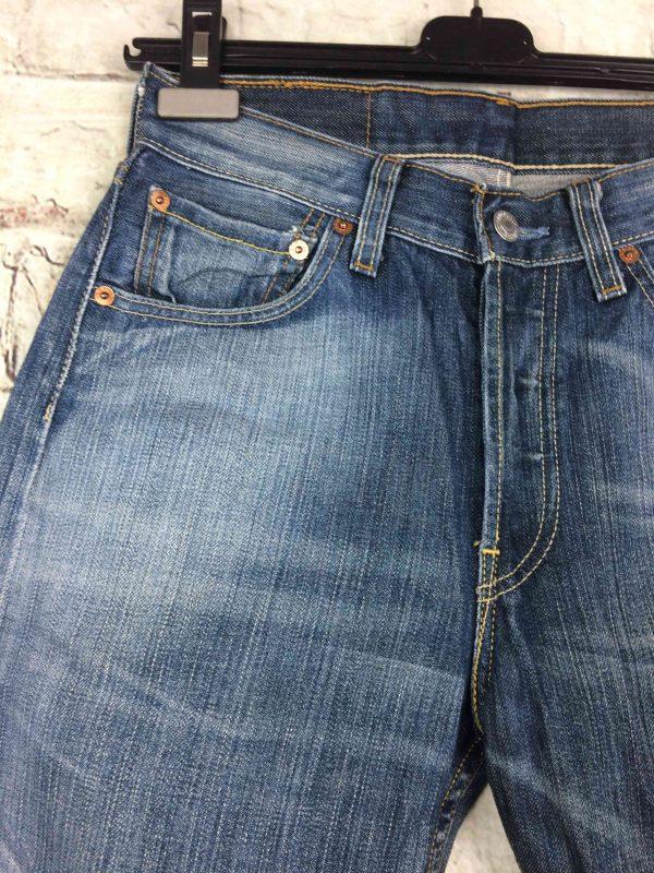 LEVI STRAUSS 501 Vintage W29 L32 Mid Blue 5 Gabba Vintage 4 scaled - LEVI STRAUSS 501 Vintage W29 L32 Mid Blue 5