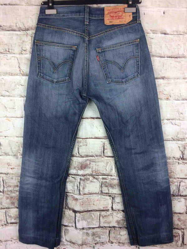 LEVI STRAUSS 501 Vintage W29 L32 Mid Blue 5 Gabba Vintage 8 scaled - LEVI STRAUSS 501 Vintage W29 L32 Mid Blue 5
