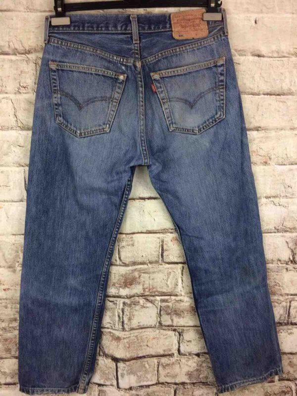 LEVI STRAUSS 501 Vintage W31 L32 Destroy 9 Gabba Vintage 8 rotated - LEVI STRAUSS 501 Vintage W31 L32 Destroy 9