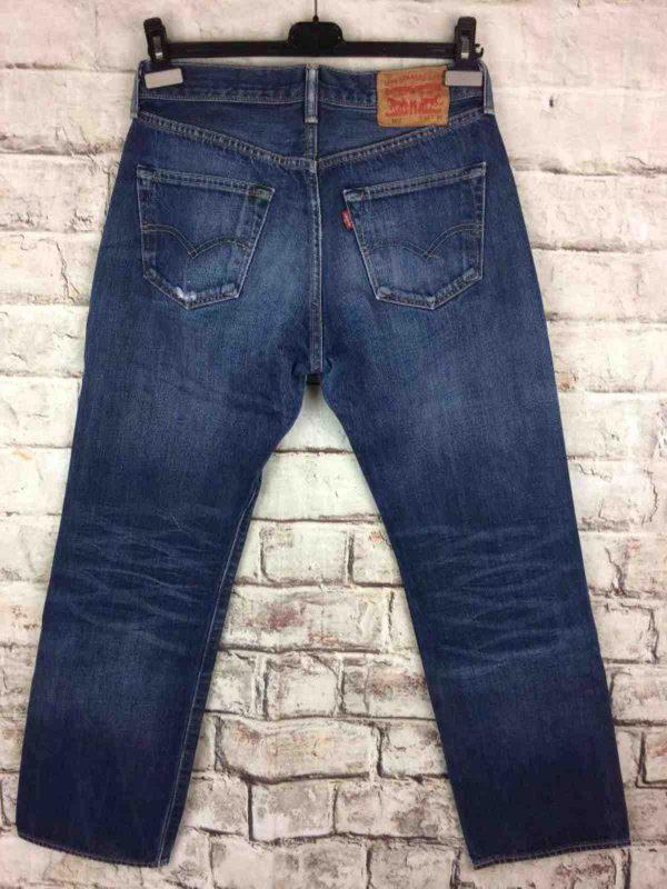 LEVI STRAUSS 501 Vintage W32 L30 Mid Blue 11 Gabba Vintage 5 rotated - LEVI STRAUSS 501 Vintage W32 L30 Mid Blue 11