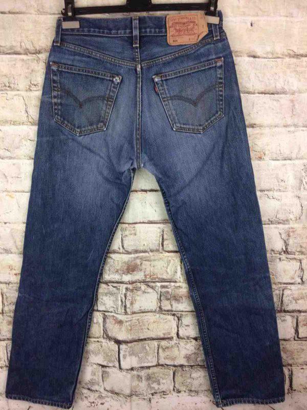 LEVI STRAUSS 501 Vintage W33 L32 Mid Blue 10 Gabba Vintage 8 rotated - LEVI STRAUSS 501 Vintage W33 L32 Mid Blue 10