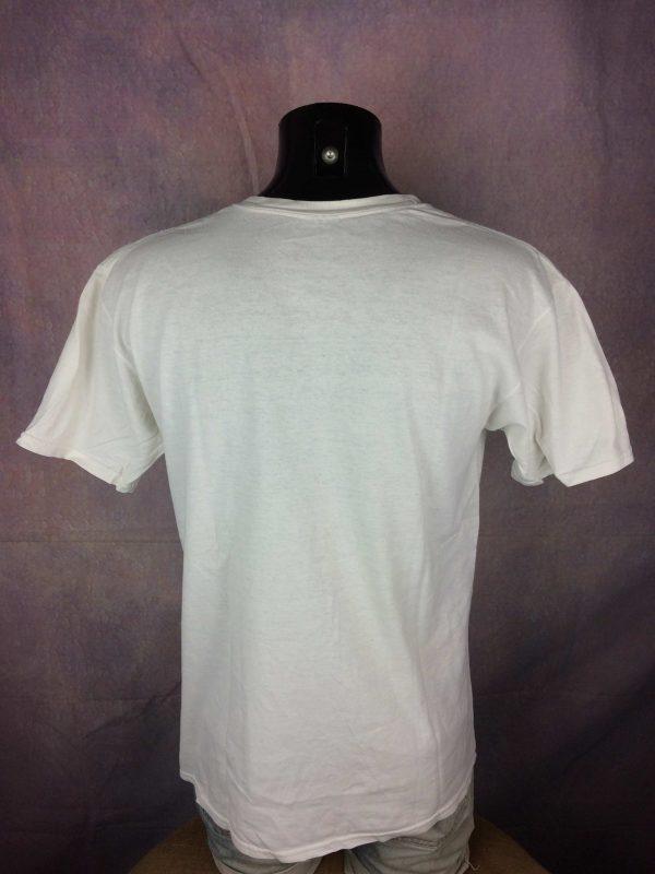 LIMP BIZKIT T Shirt Till Death Metal Logo Gabba Vintage 1 scaled - LIMP BIZKIT T-Shirt Till Death Metal Logo