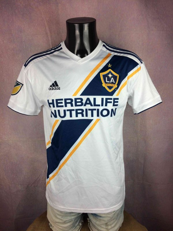 LOS ANGELES GALAXY Jersey Ibrahimovic Adidas - Gabba Vintage