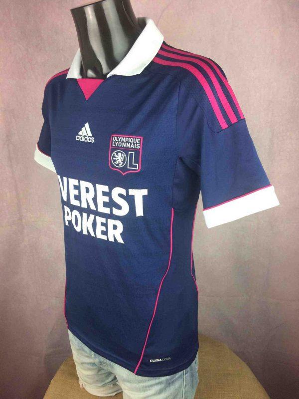 LYON Maillot Adidas Away 2011 2012 OL Ligue1 Gabba Vintage 4 scaled - LYON Maillot Adidas Away 2011 2012 OL Ligue1