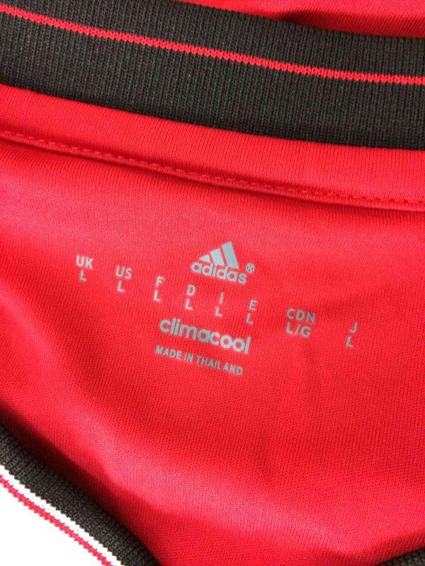 MANCHESTER UNITED Jersey 2015 Home Adidas Gabba Vintage 1 scaled - MANCHESTER UNITED Jersey 2015 Home Adidas