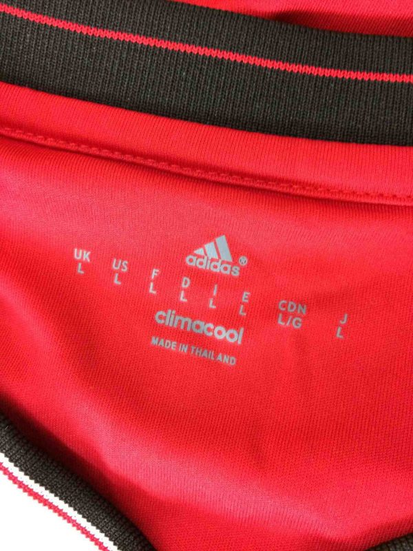 MANCHESTER UNITED Jersey 2015 Home Adidas Gabba Vintage 1 scaled - MANCHESTER UNITED Maillot 2015 Home Adidas