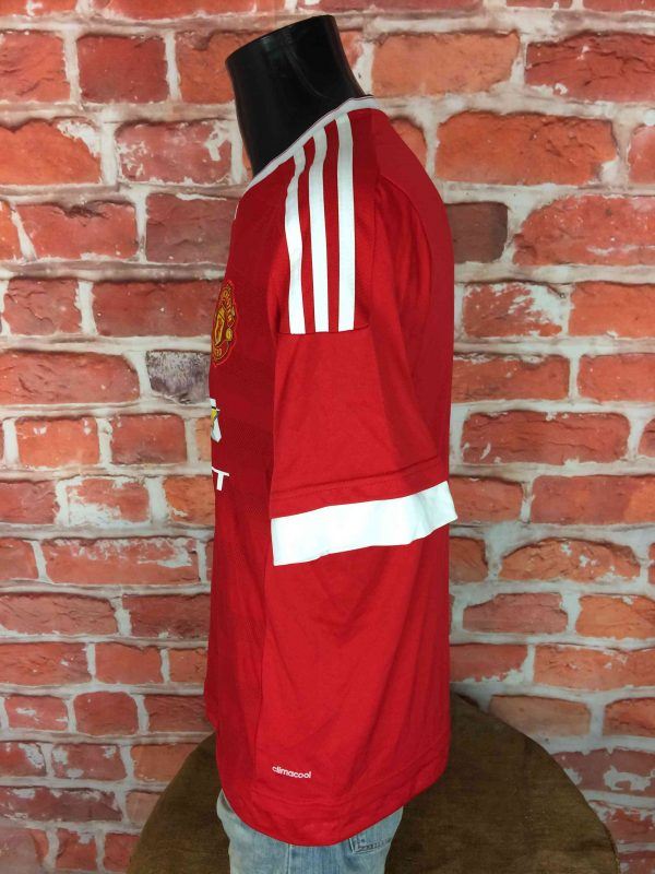 MANCHESTER UNITED Jersey 2015 Home Adidas Gabba Vintage 4 scaled - MANCHESTER UNITED Jersey 2015 Home Adidas