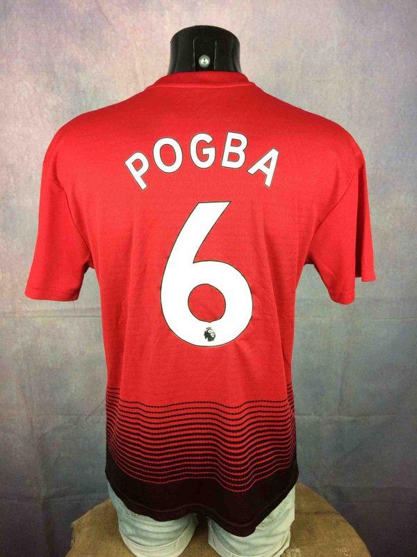 MANCHESTER UNITED Jersey Pogba 2018 Adidas Gabba Vintage 5 scaled - MANCHESTER UNITED Maillot Pogba 2018 Adidas
