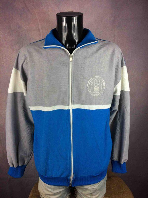 MARGUERITTES Jacket Made in France VTG 90s Gabba Vintage 1 scaled - MARGUERITTES Veste Made in France VTG 90s