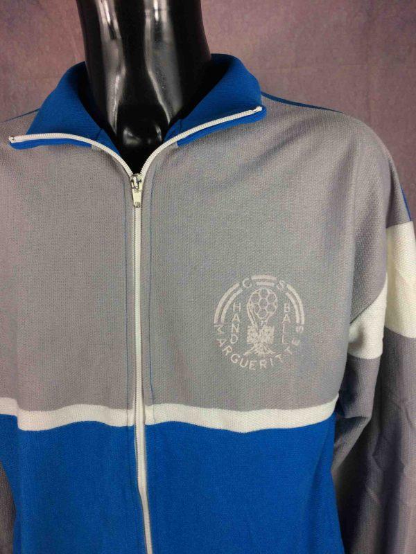 MARGUERITTES Jacket Made in France VTG 90s Gabba Vintage 2 scaled - MARGUERITTES Veste Made in France VTG 90s