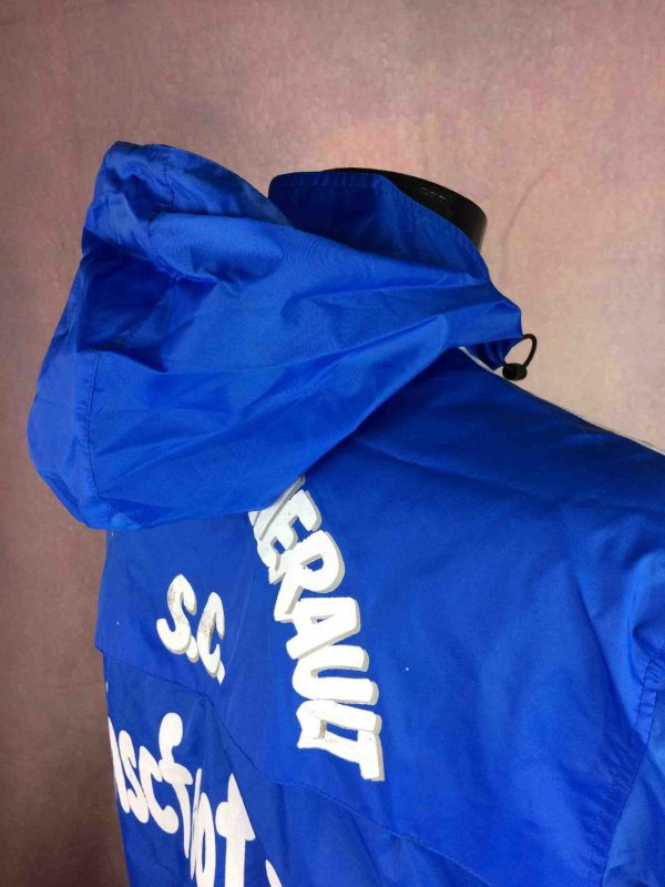 MONTPELLIER HERAULT SC Rain Jacket Nike L1 Gabba Vintage 3 scaled - NIKE Veste Entrainement Montpellier Herault