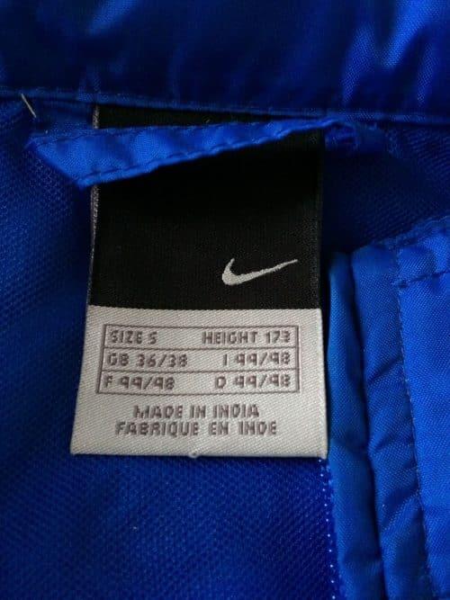 MONTPELLIER HERAULT SC Veste Nike Entrainement Nylon Football K-Way Imperméable Sports Homme