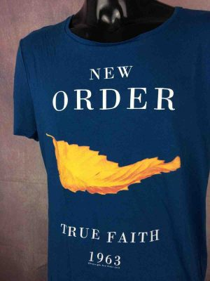NEW ORDER T Shirt True Faith 1963 Official License Factory Joy Division Sleeve Gabba Vintage 1 scaled - NEW ORDER T-Shirt True Faith 1963 Official