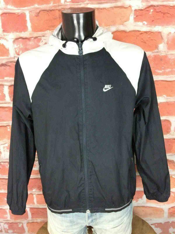 NIKE Sportwear Jacket Veste Reversible Nylon Gabba Vintage 2 - NIKE Sportwear Jacket Veste Reversible Nylon