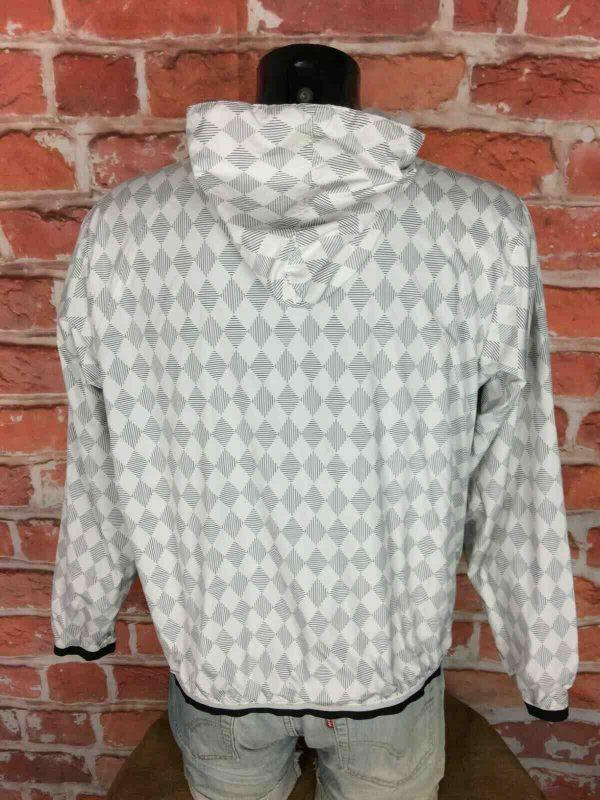 NIKE Sportwear Jacket Veste Reversible Nylon Gabba Vintage 5 - NIKE Sportwear Jacket Veste Reversible Nylon